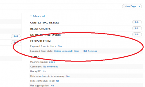 drupal views exposed filter checkbox
