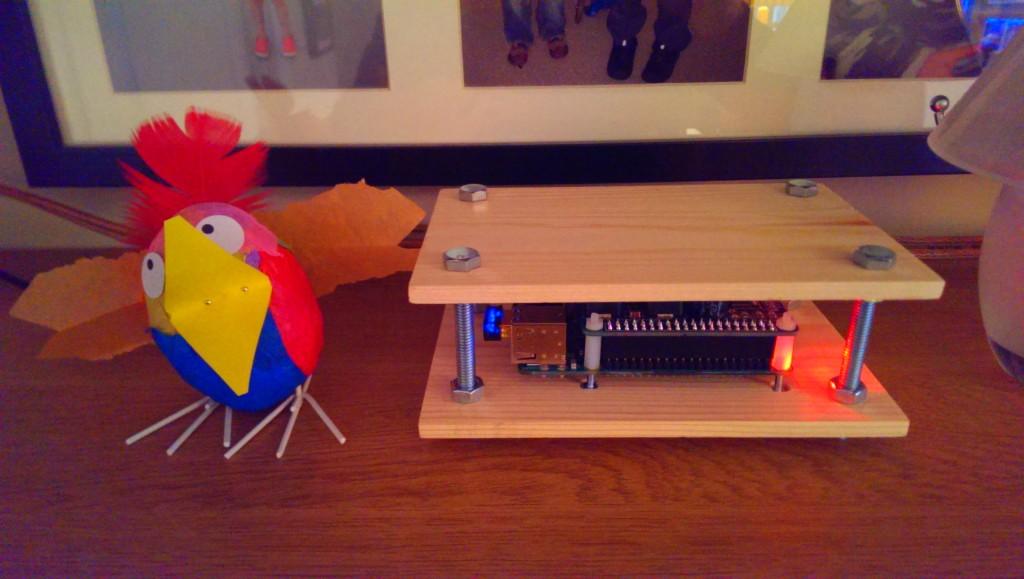 Raspberrypi with hififiberry Amp+ and runeaudio hifi